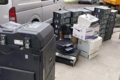舊電腦、影印機回收處理