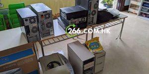 幼稚園舊電腦回收