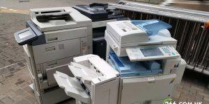 大型影印機回收